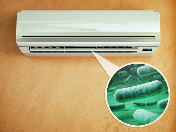Microbial Contamination Of Air Conditioning Units
